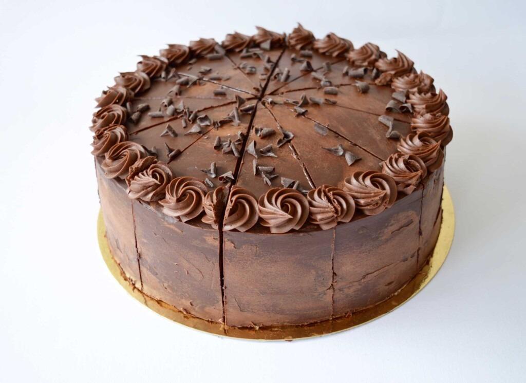 Chocolade taart den haag, homemade chocolade taart, taart den haag, chocolate cake the hague order