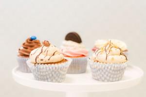 Taartvullingen Cupcakes