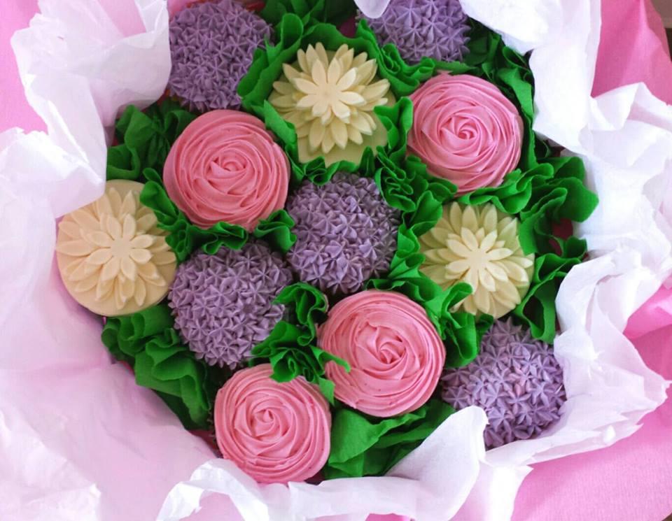 moederdag taart bestellen, moederdag cupcakes bestellen den haag