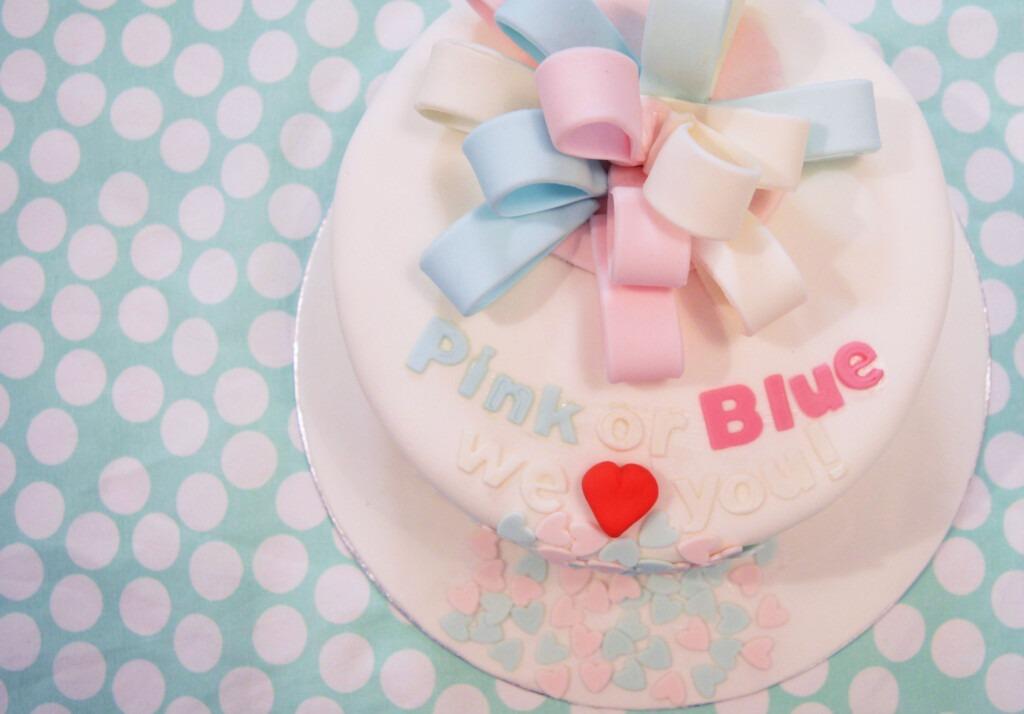 gender- reveal-taart, geslacht-onthuling-taart-bestellen