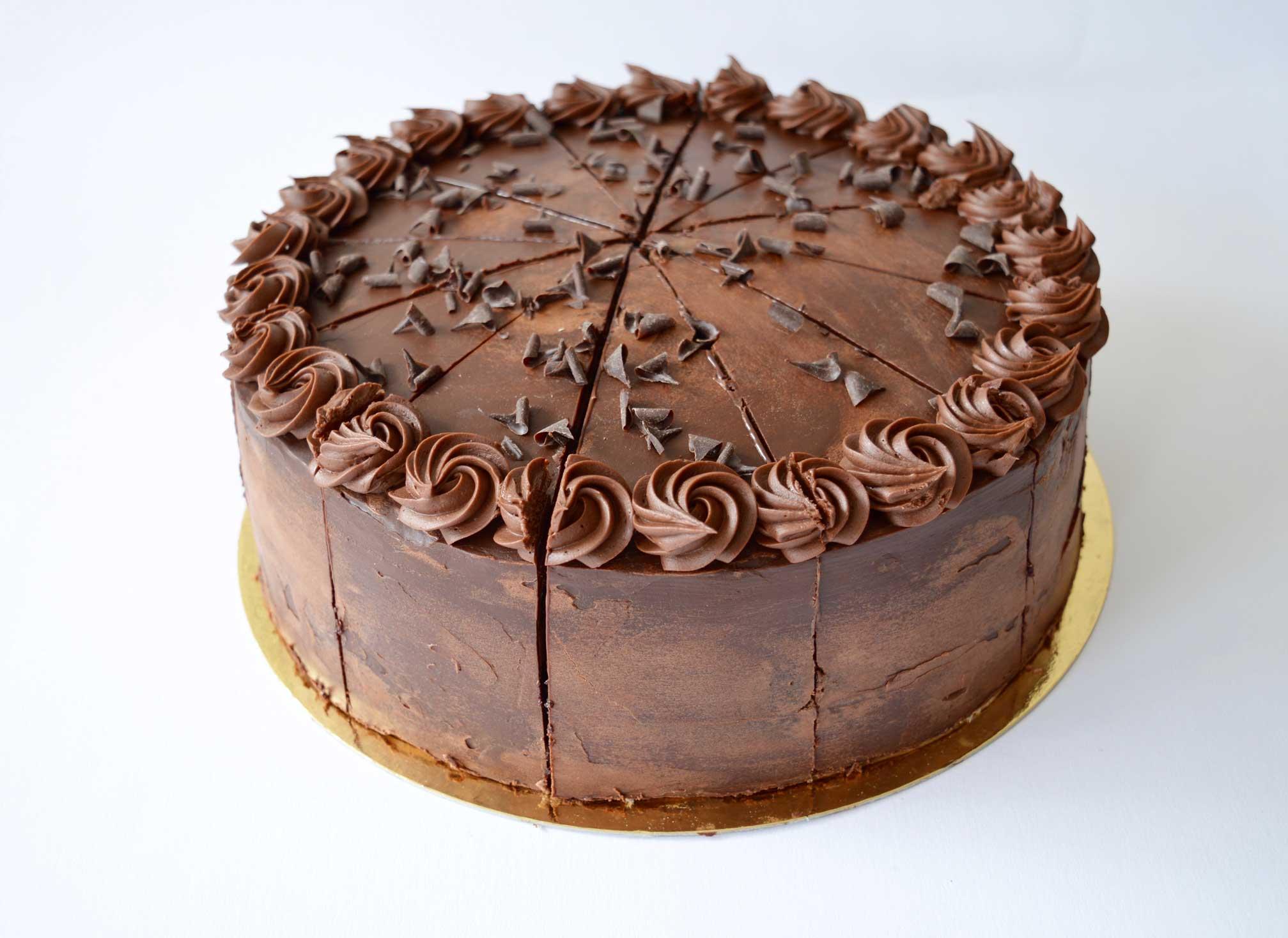 Chocolate-cake, chocolade-taart-denhaag, verjaardags-taart-bestellen-denhaag