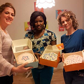 Ladies Damen Cake workshop
