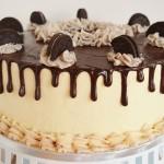 Oreo's chocolade Cake