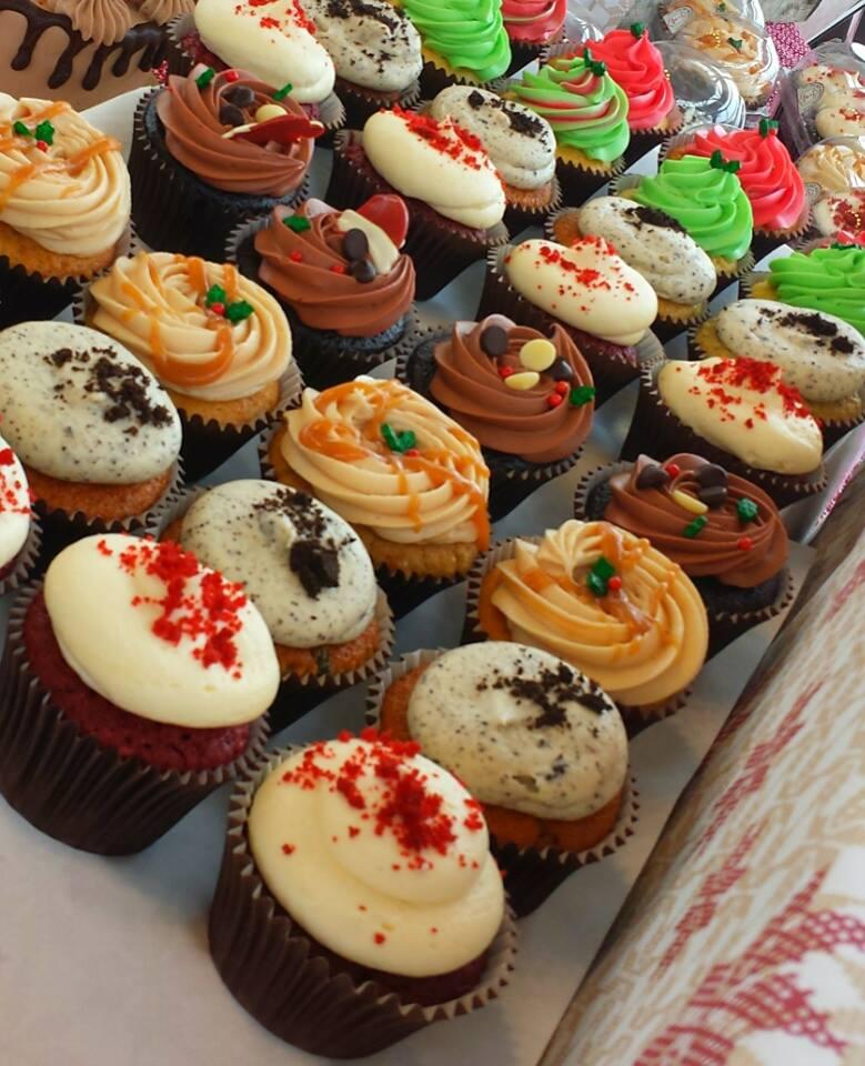 redvelvet cupcakes Den Haag