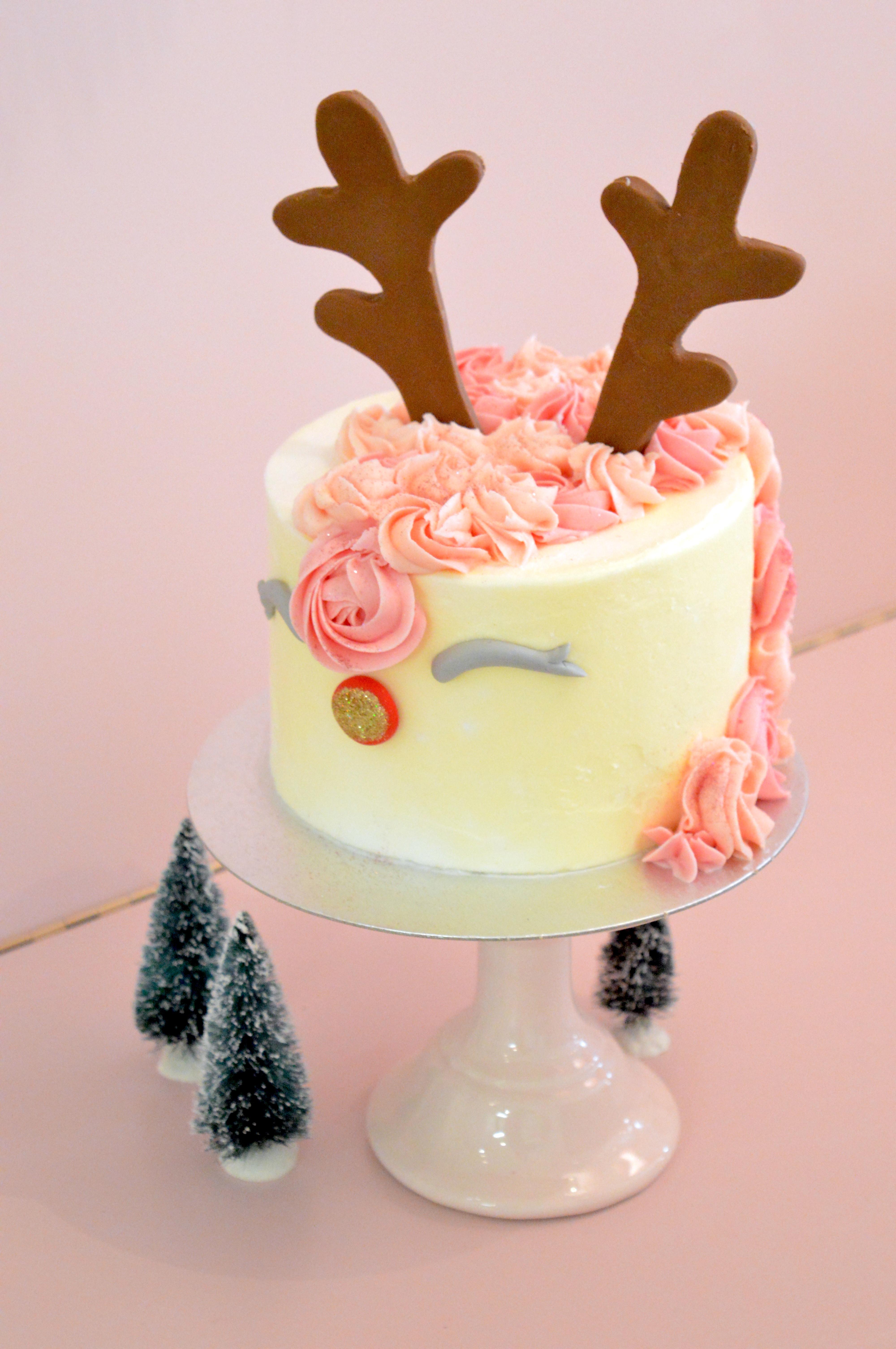 reindeer-taart-pink-kerst
