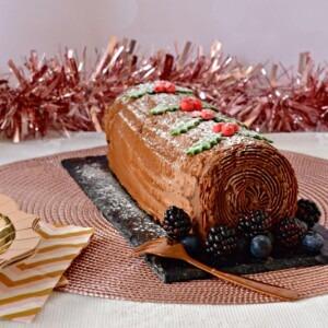 Bouche-du-Noel-chocolade