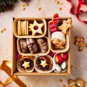 kerst-koekjes-doos-mincemeatpie-chocolade-crinkles-gingerbreadman-vanilla-koekjes-meringuekisses